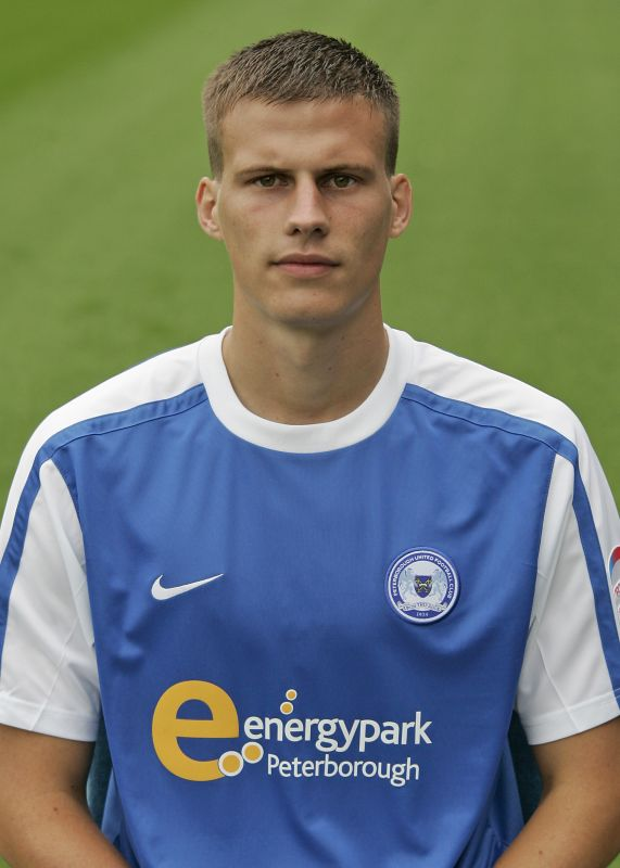 Peterborough United defender Ryan Bennett