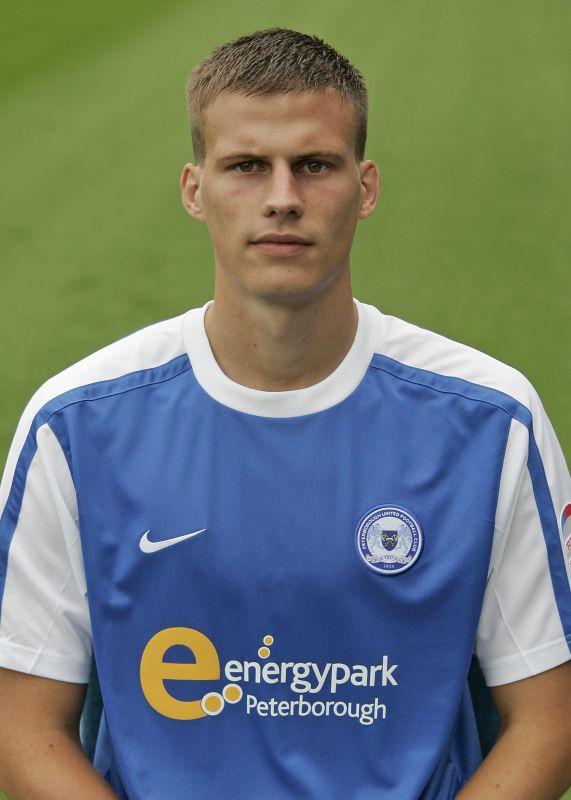 Peterborough United defender Ryan Bennett