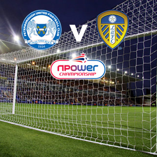 Posh v Leeds ALL-TICKET