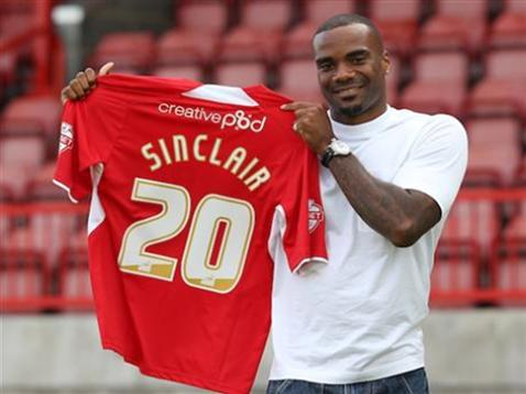 Emile Sinclair - Crawley Town 2