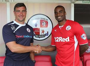Emile Sinclair - Crawley Town