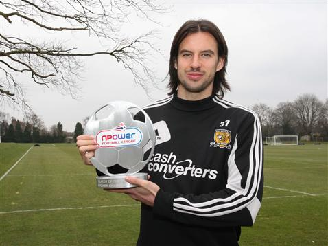 George Boyd - March 2013 Championship Player of the Month