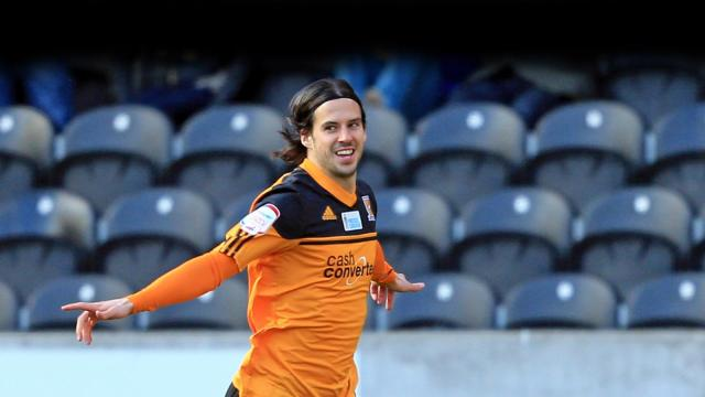 George Boyd signs for Hull City - 28-May-2013