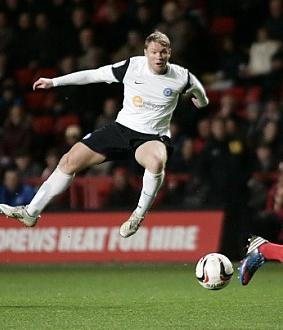 Grant McCann v Charlton 2