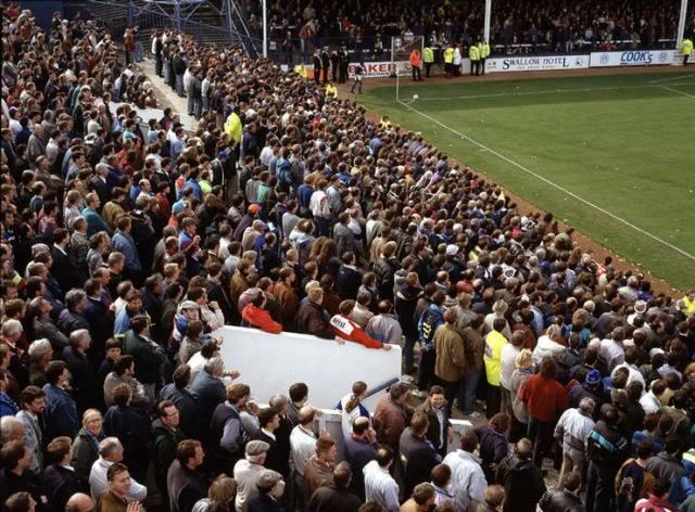 Glebe Road v Leicester - 1993