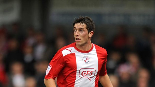 Joe Walsh - Crawley Town