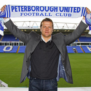 Mark Cooper - Manager for 13 games - 1 win 8 defeats