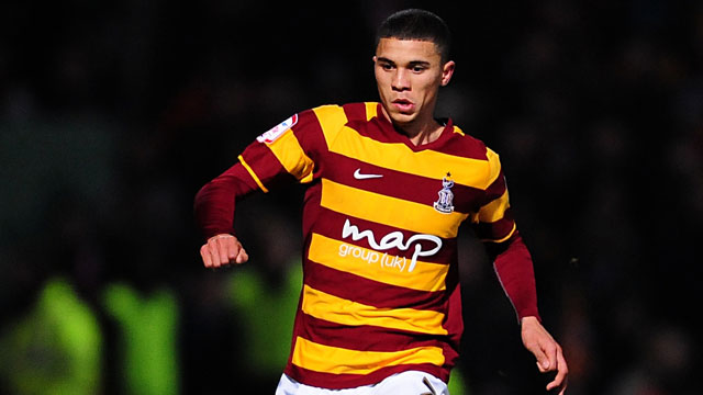 Nahki Wells - Bradford City