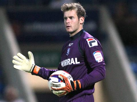 Owain Fon Williams - Tranmere Rovers