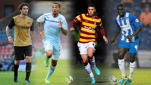 Player of the Month Award Nominations - August 2013