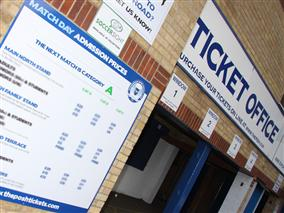 Posh Ticket Office