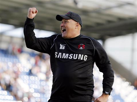 Russell Slade - Leyton Orient Manager