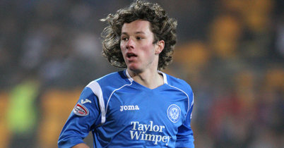 Stevie May St Johnstone