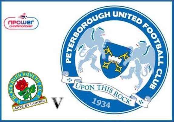 Blackburn v Posh