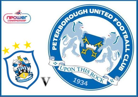 Huddersfield v Posh