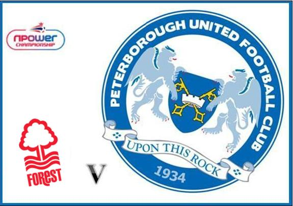 Nottingham Forest v Posh
