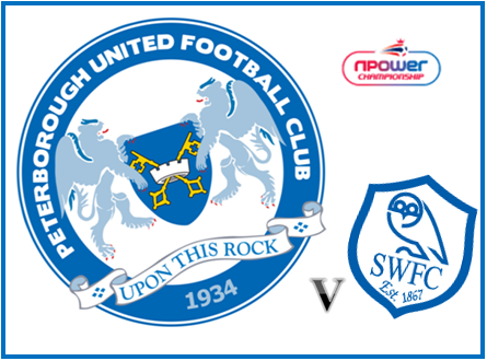 Posh v Sheffield Wednesday