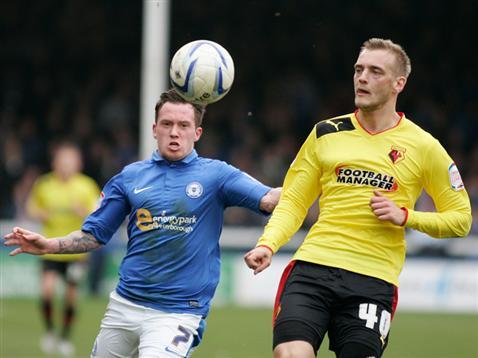 Danny Swanson v Watford 2