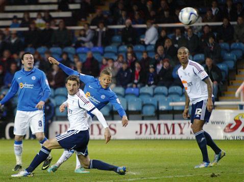 Dwight Gayle goal v Bolton
