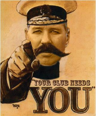 Fergie - Your club needs YOU