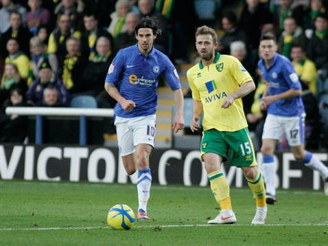 George Boyd v Norwich City