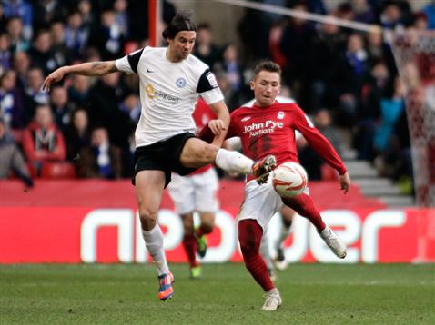 George Boyd v Nottingham Forest 2