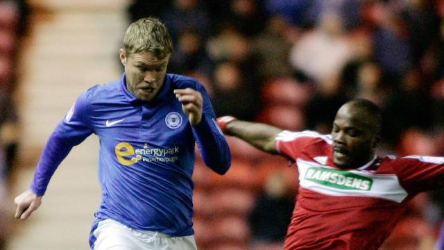 Grant McCann v Middlesbrough