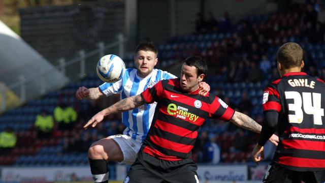 Lee Tomlin v Huddersfield