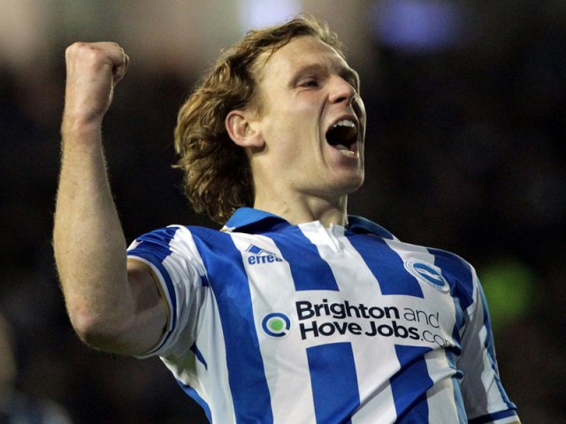Craig Mackail-Smith - Brighton and Hove Albion