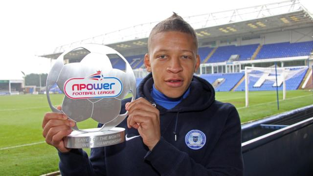 Dwight Gayle - npower Championship Player of the Month December 2012