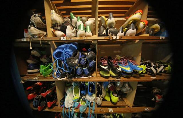 Players Boot Room at London Road
