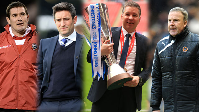 April 2014 League One Manager of the Month Nominations