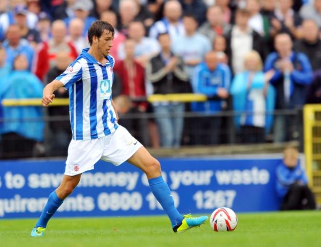 Christian Burgess - Middlesbrough