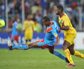 Gaby Zakuani - 2013 Africa Cup of Nations