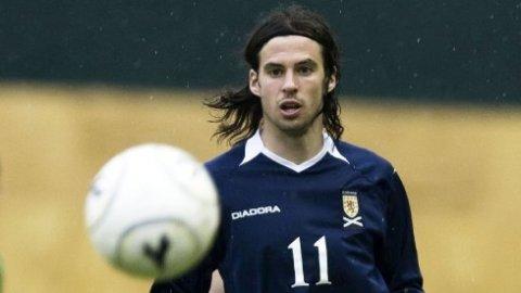 George Boyd - Scotland International
