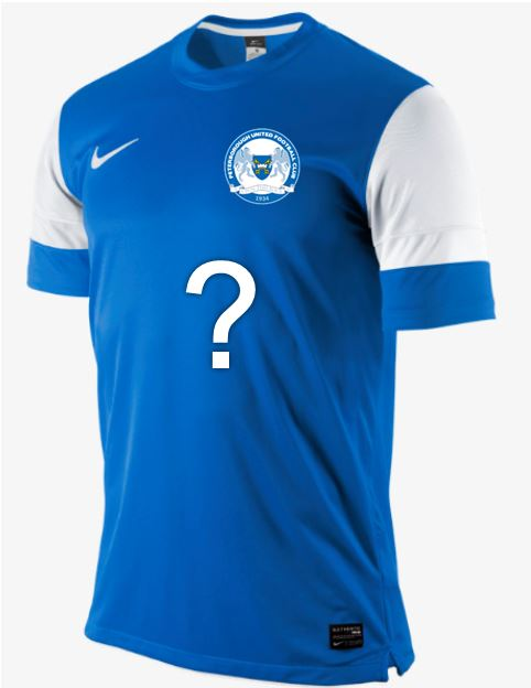 Guess the new kit