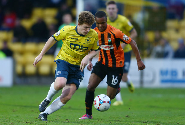 Levi Ives from Torquay United linked with Posh