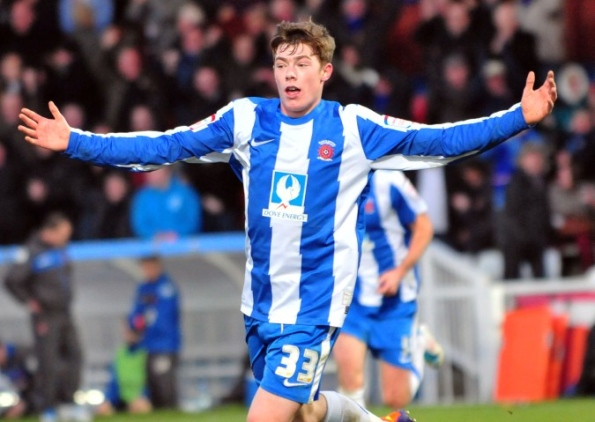 Luke James - Hartlepool United