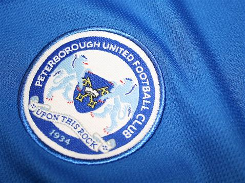 Posh shirt badge 2015-16