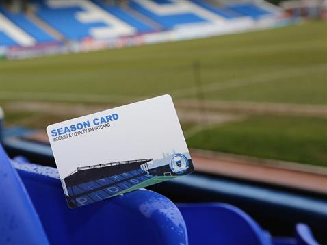 Season ticket 2015-16