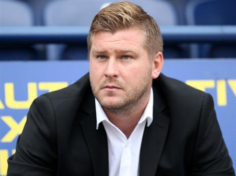 Karl Robinson - MK Dons manager