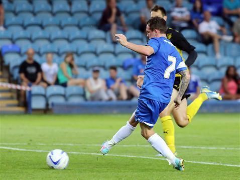 Danny Swanson v Watford