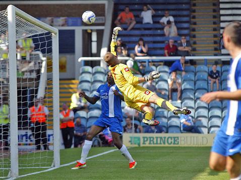Emile Sinclair goal v QPR