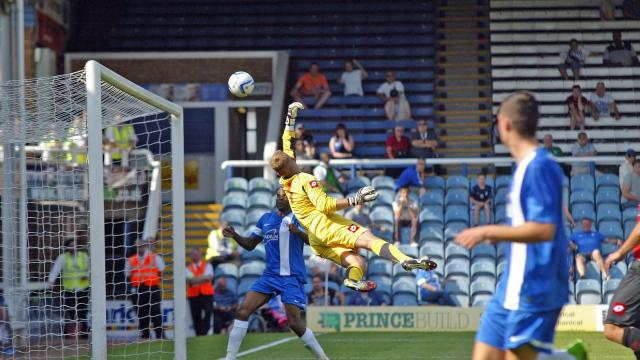 Emile Sinclair goal