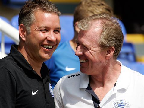 Fergie & Steve McLaren