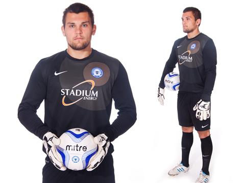 Home Kit - Goalkeeper Olejnik