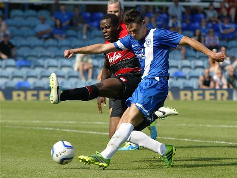 Joe Newell v QPR