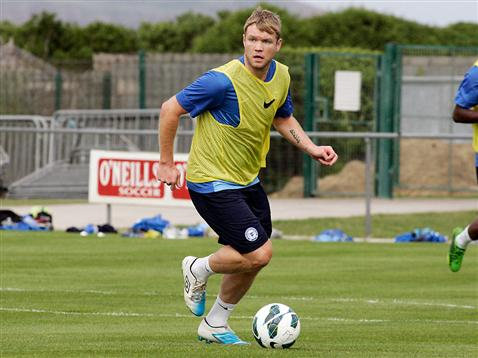 Posh on Tour - Day 1 - Grant McCann
