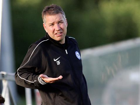 Darren Ferguson pondering his team selection ahead of Gillingham match