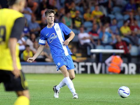 Shaun Brisley v Watford
